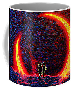 Happy Birthday Sister Or For Ever Romantics Coffee Mug