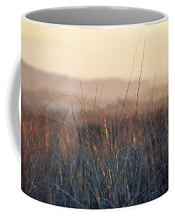 Coffee Mug featuring the photograph Happy Camp Canyon Magic Hour by Kyle Hanson