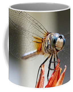 Happy Dragonfly Coffee Mug