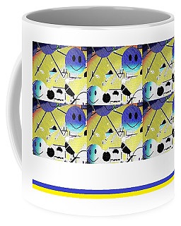 Happy Face Coffee Mug