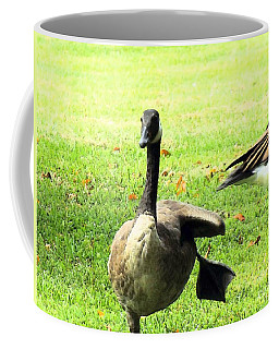 Happy Feet Dance Coffee Mug