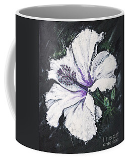 Happy Hibiscus Coffee Mug by Scott and Dixie Wiley