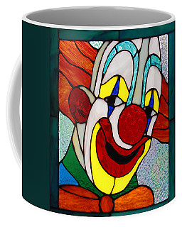 Happy Coffee Mug by Keith Hawley
