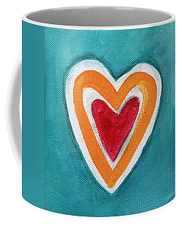Happy Love Coffee Mug
