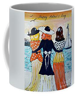 Happy Mother's Day Greeting Card Coffee Mug