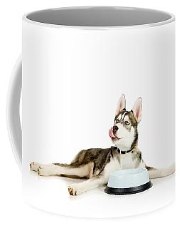 Happy Puppy Coffee Mug