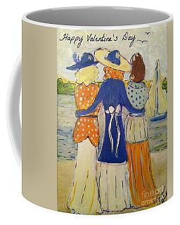 Happy Valentine's Day Card Coffee Mug