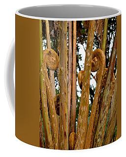 Hapu'u Fern Fronds Coffee Mug by Lehua Pekelo-Stearns