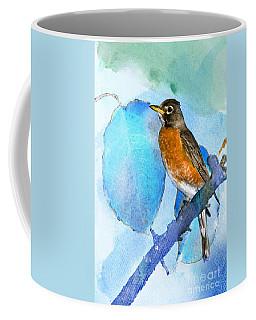 Harbinger Coffee Mug by Betty LaRue