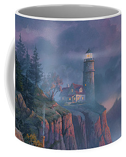 Harbor Light Hideaway Coffee Mug