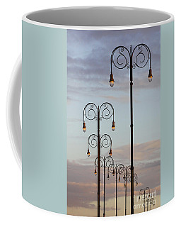 Harbor Lights Coffee Mug