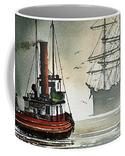 Harbor Night Coffee Mug