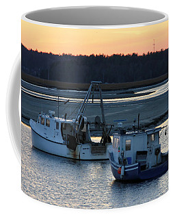 Harbor Nights Coffee Mug