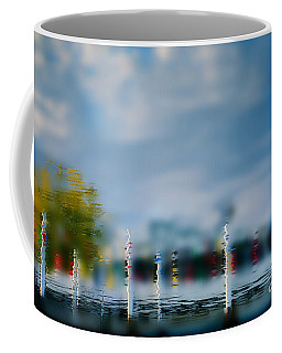 Harbor Reflections Coffee Mug