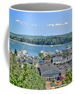 Harbor Springs Michigan Coffee Mug