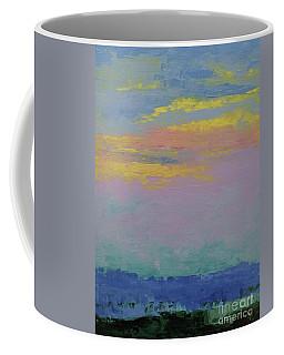 Harbor Sunset Coffee Mug by Gail Kent