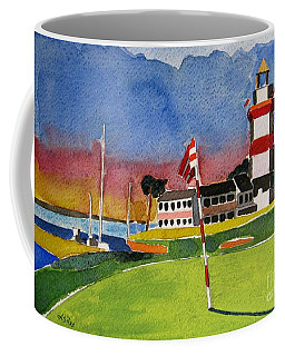 Harbour Town 18th Sc Coffee Mug