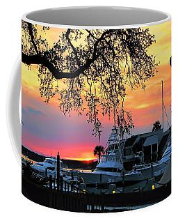 Harbour Town Sundown Coffee Mug