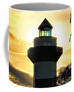 Harbour Town Lighthouse Beacon Coffee Mug