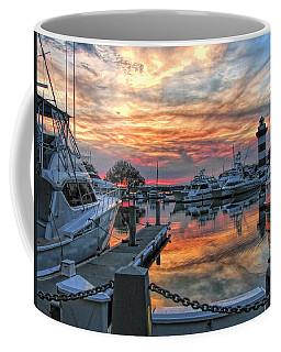 Harbour Town Yacht Basin Coffee Mug
