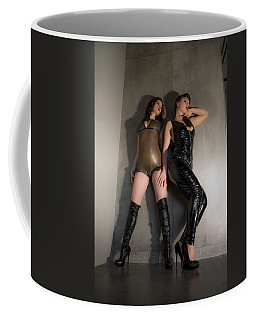 Hard And Soft Coffee Mug