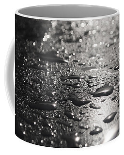 Coffee Mug featuring the photograph Hard And Soft by Miguel Winterpacht