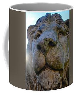 Harlaxton Lions Coffee Mug by Tiffany Erdman