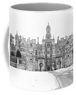 Harlaxton Manor Coffee Mug by Tiffany Erdman