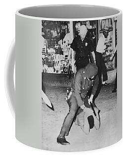 Harlem Race Riots Coffee Mug