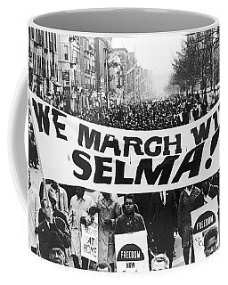 Harlem Supports Selma Coffee Mug