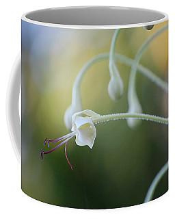 Harlequin Tube Flowers Coffee Mug