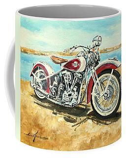 Harley Davidson 1960 Coffee Mug