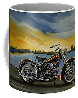 Harley Davidson Duo Glide Coffee Mug
