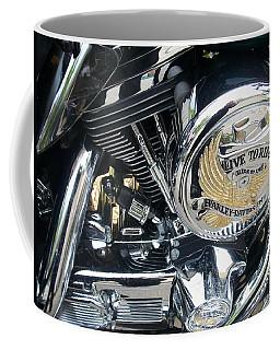 Harley Live To Ride Coffee Mug