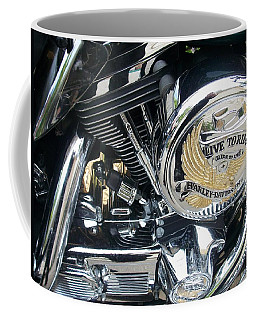 Harley Live To Ride Coffee Mug