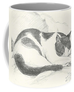Harley Coffee Mug by Melinda Dare Benfield