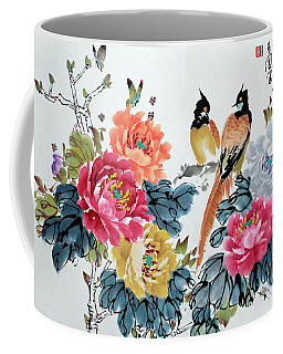 Harmony And Lasting Spring Coffee Mug
