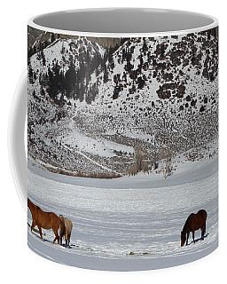 Coffee Mug featuring the photograph Harmony by Fiona Kennard