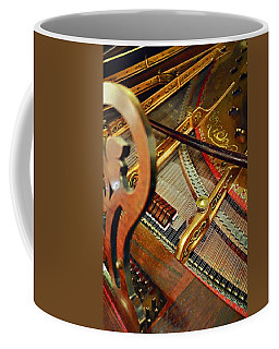 Harpsichord  Coffee Mug