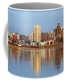 Harrisburg Reflections Coffee Mug