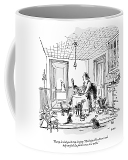 Harry, I Wish You'd Stop Singing 'the Impossible Coffee Mug