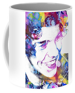 Harry Styles - One Direction Coffee Mug by Doc Braham