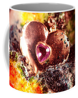 Hart Melting In Color Snow Coffee Mug