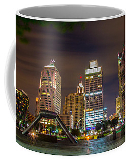 Hart Plaza Coffee Mug