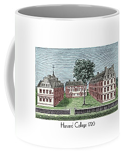 Harvard College - 1720 Coffee Mug