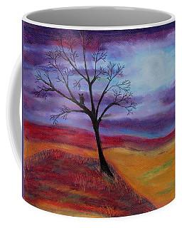 Harvest Moon 2 Coffee Mug by Jeanne Fischer
