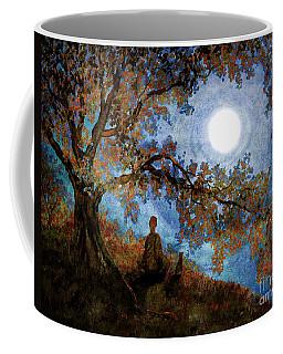 Harvest Moon Meditation Coffee Mug