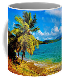 Haulover Bay Usvi Coffee Mug
