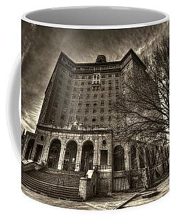 Haunted Baker Hotel Coffee Mug