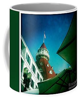 Haunted Hotel Del Coffee Mug